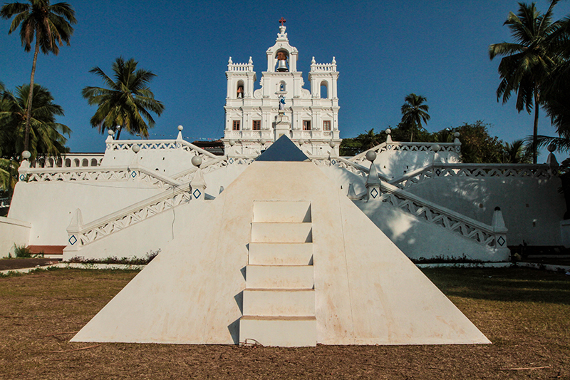 Pyramid of Panjim